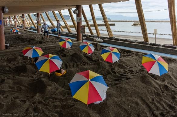 Ibusuki Sand Bath 1