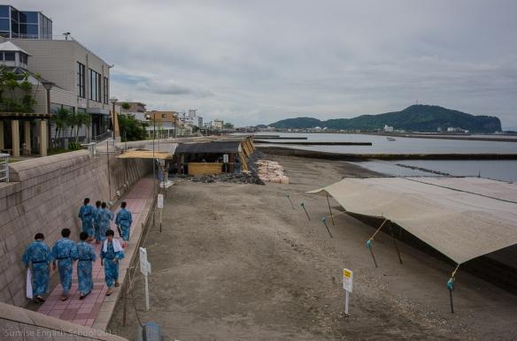 Ibusuki Sand Bath 2